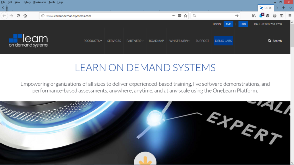 Learn On Demand Systems